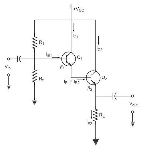 усилитель фотодиода на транзисторе него нашёл