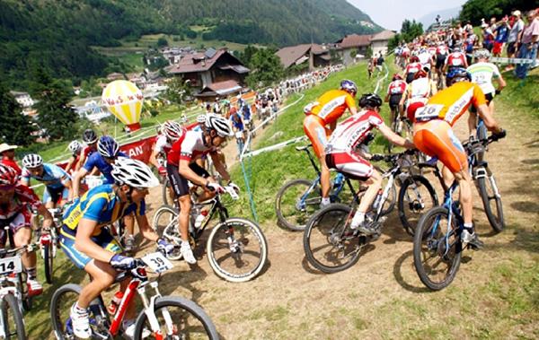 История горного велосипеда