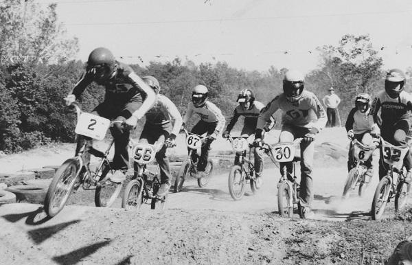 История BMX