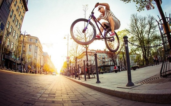 Улица BMX