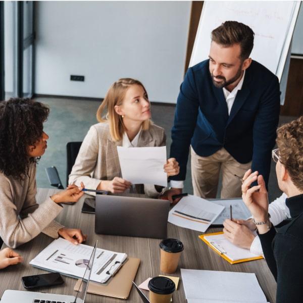 Онлайн Курс MBA Лидерство в организациях Image