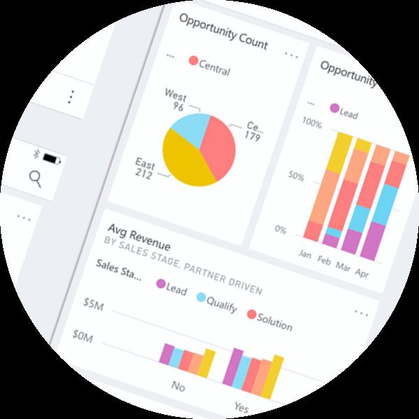 Онлайн Курс Аналитика Power BI: анализ и визуализации данных без программирования Image