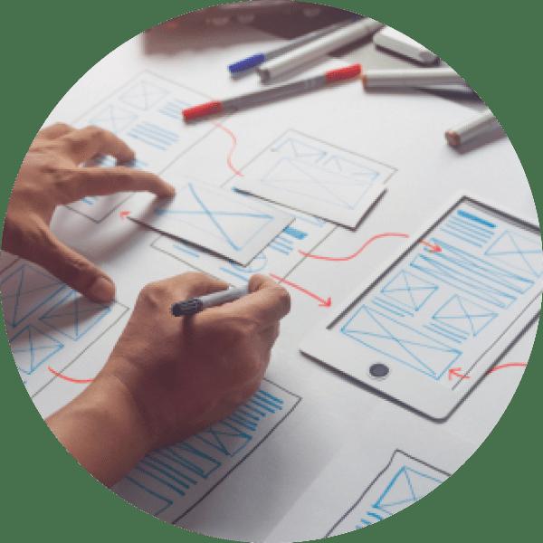 Онлайн Профессия Дизайн и UX UX-дизайнер Image
