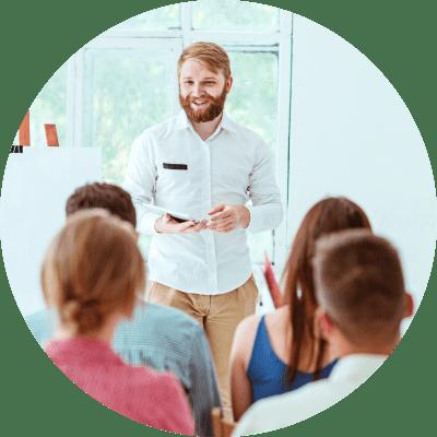 Онлайн Курс Soft skills Публичные выступления и презентации Image