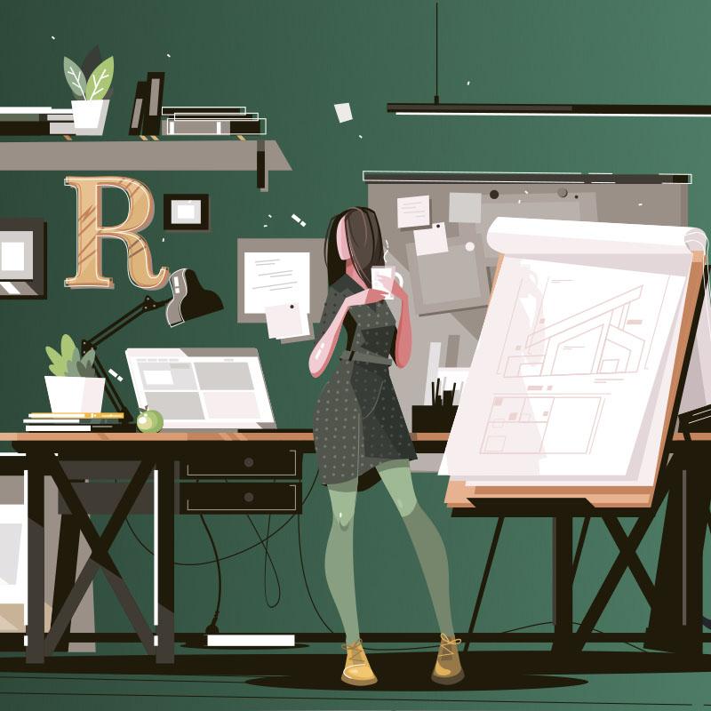 Дизайн интерьеров с нуля до PRO Image