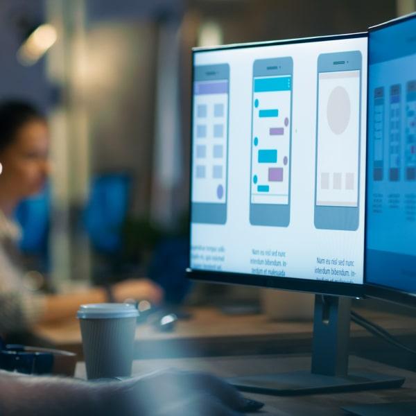 Онлайн Курс Дизайн и UX Дизайн мобильных приложений: интерфейсы, архитектура, визуальная концепция Image