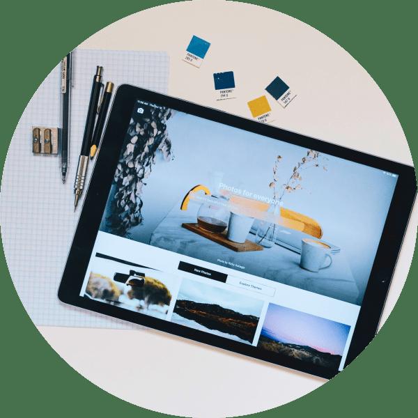 Онлайн Курс Дизайн и UX Веб-дизайн с нуля до middle Image